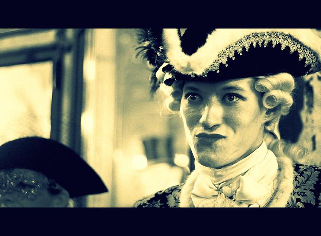 Giacomo Casanova .............decadenza di Venezia!