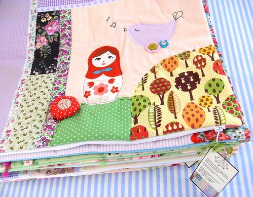 capas para almofada by Sonho de Moça
