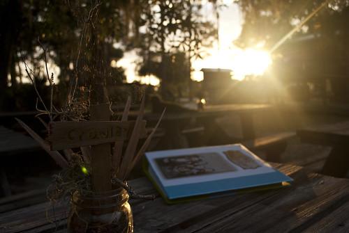 sunset sarasota cobwebs crowley
