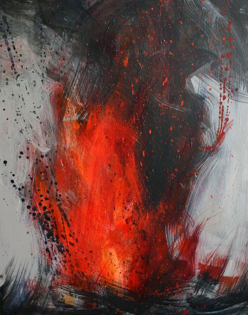 Volcanic paroxysm 5