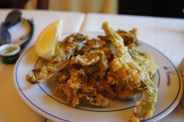 best time to visit italy fried artichokes