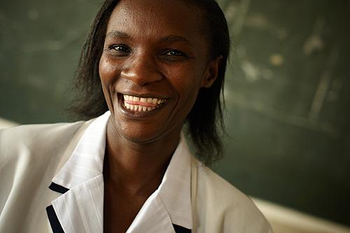Kenya Health Worker Video Shoot