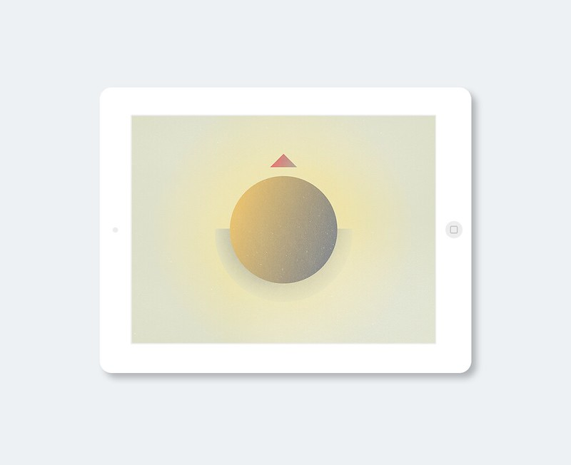 Illustrations for Unreleased iPad App