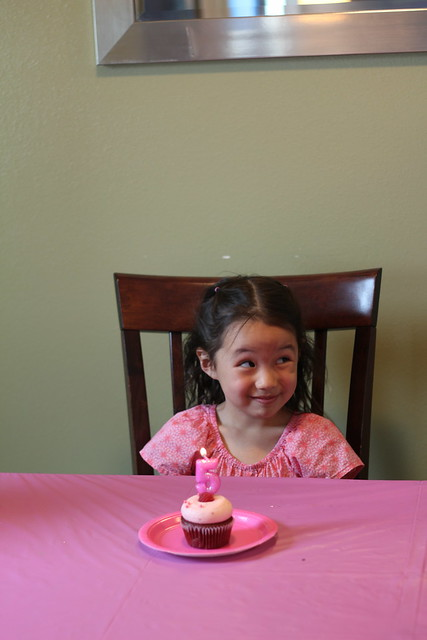 birthday girl by replicate then deviate