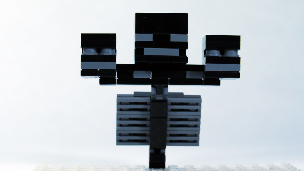 LEGO Minecraft Wither (3x Scale)