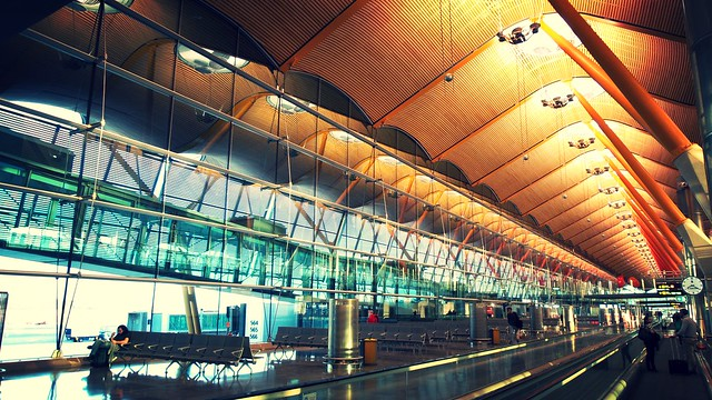 Aeroporto de Madrid - Aeroporto de Barajas