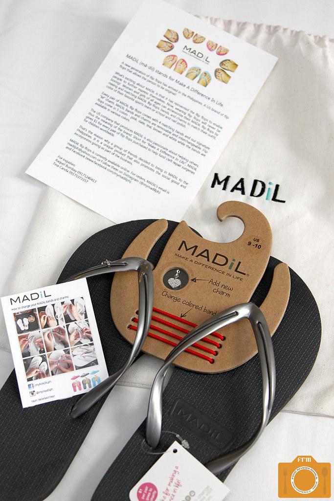 Madil flipflops