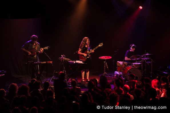 Juana Molina @ The Independent, SF 4/24/14