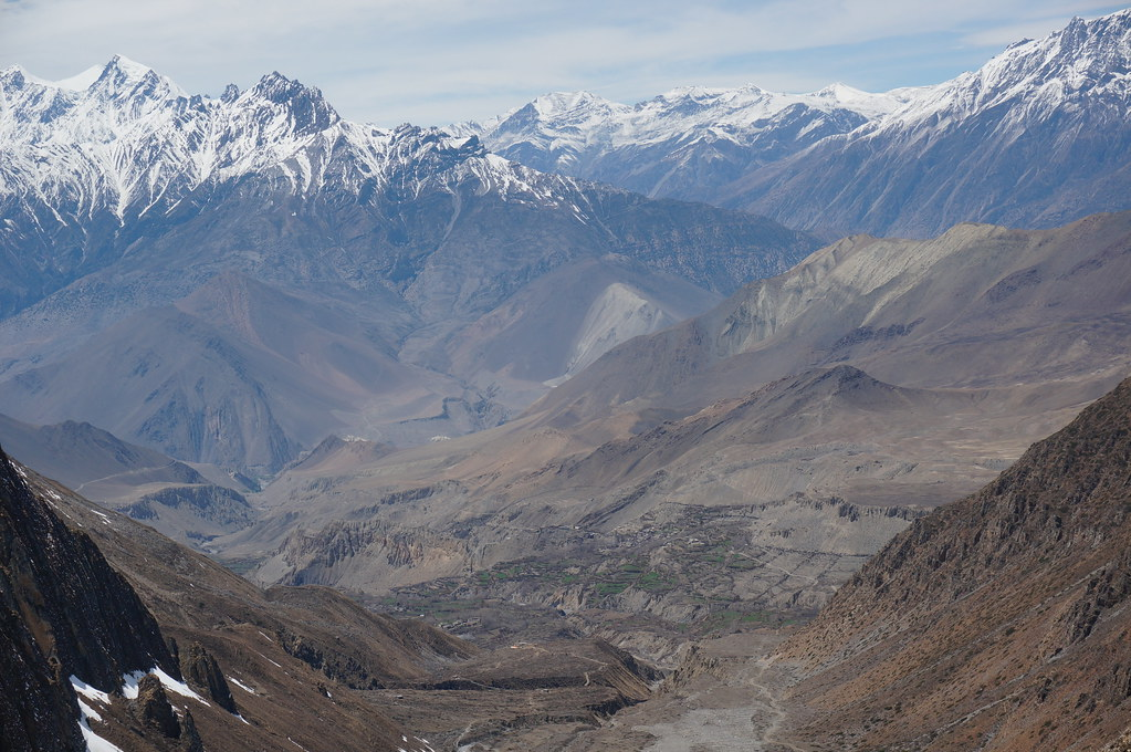 Muktinath Valley