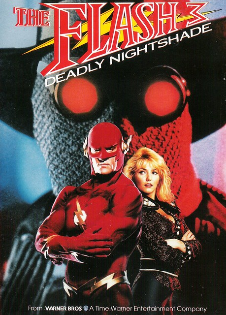 (1991) The Flash III Deadly Nightshade