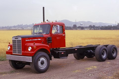 1970 White Western Star 4864 Mixer Chassis - Jun 1970