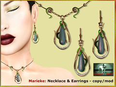 Bliensen - Marieke - Jewelry Set