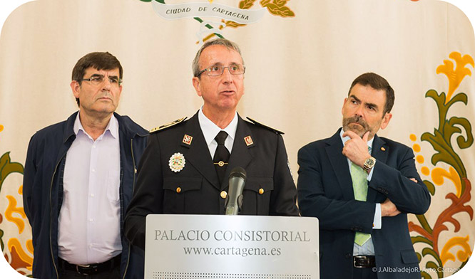 La Policía Local de Cartagena se persona en las redes sociales