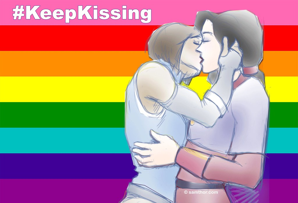 #KeepKissing