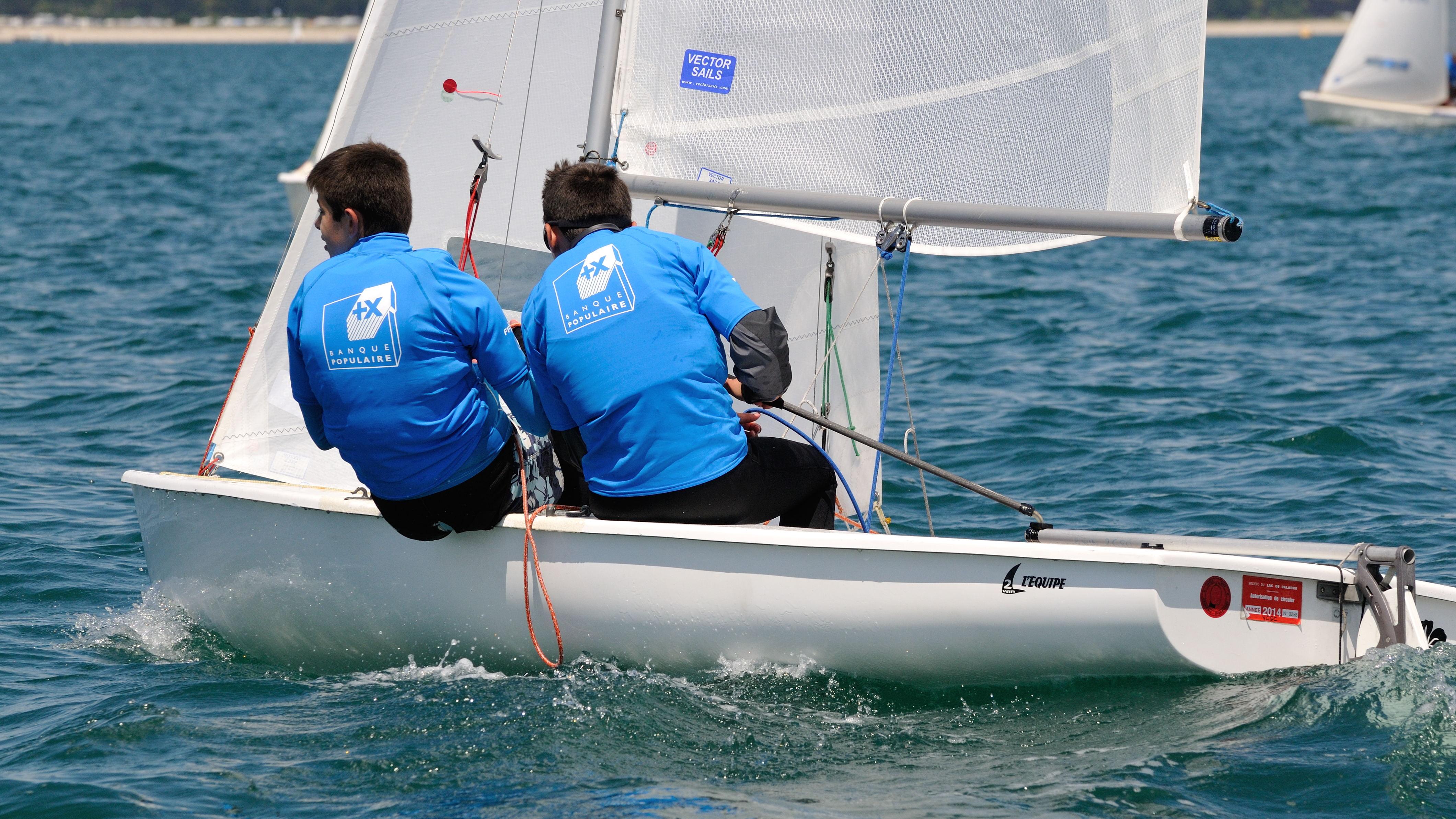 Championnat de France Minimes 2014_Copyright M. Laurent-FFVoile (2)