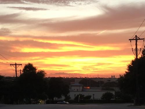 sunset austin texassunset