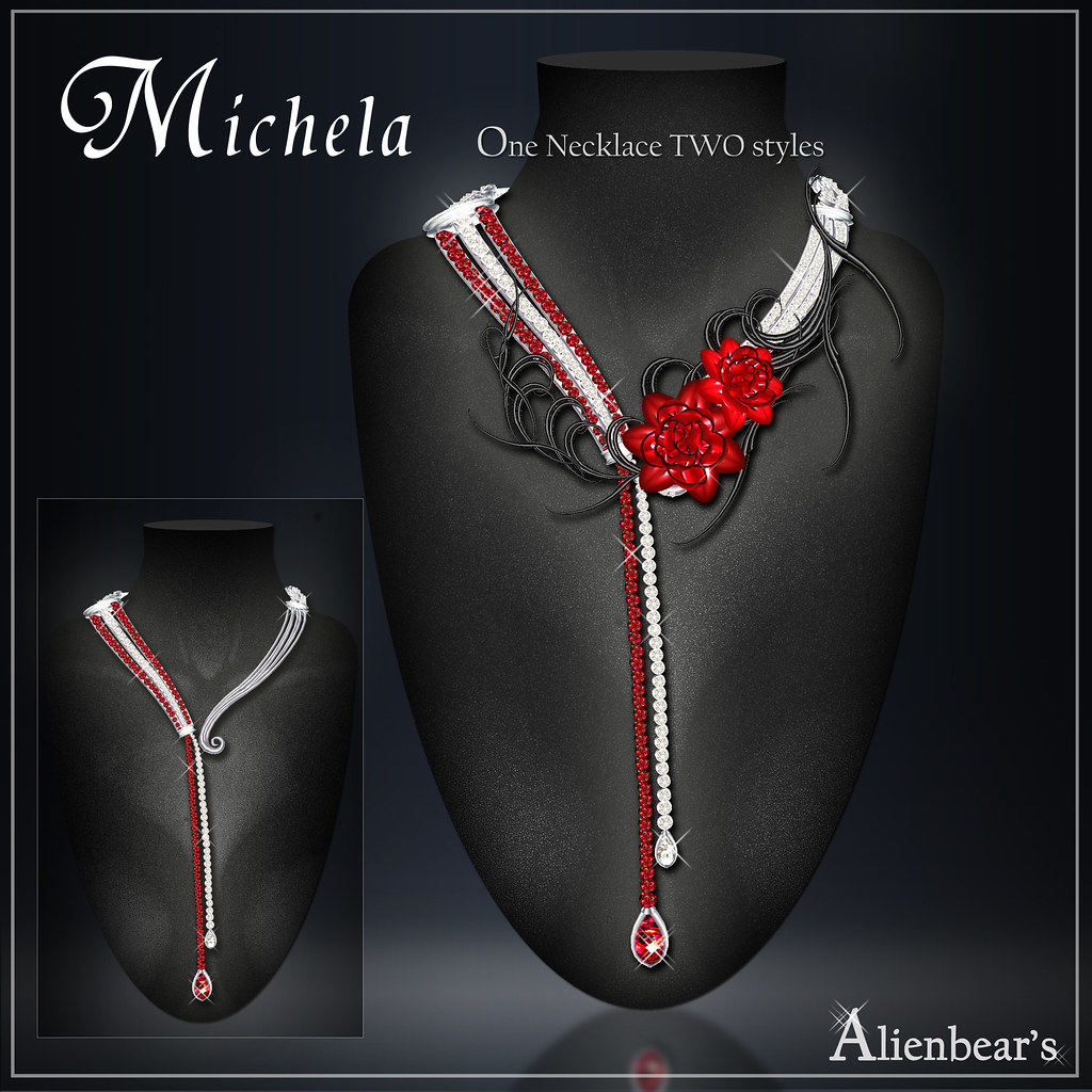 Michela set red