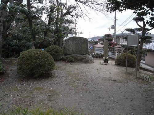有間皇子神社と墓@和歌山-09