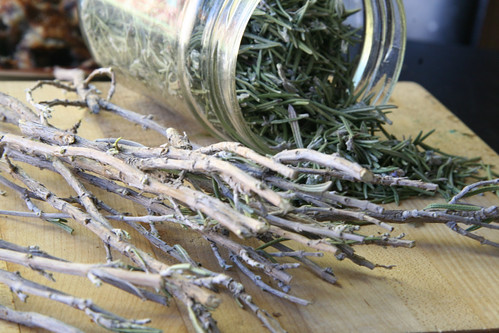 Making InSense of left over Herb Stems — herbmother com