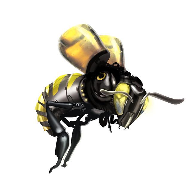 superbee rocketraygun kelvin chan