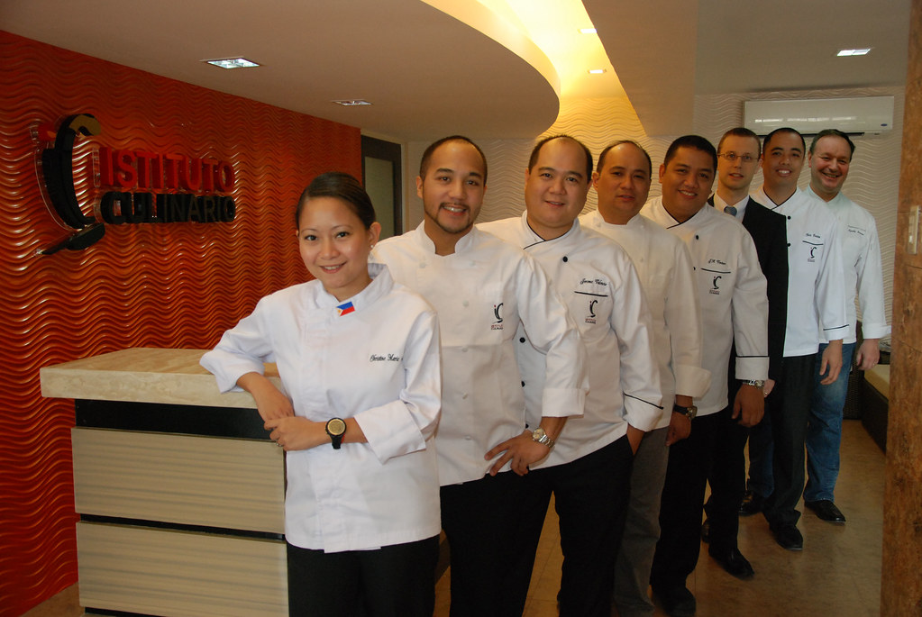 istituto culinario and brasserie cicou team