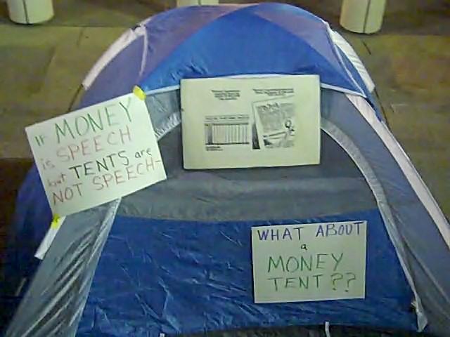 The Money Tent Pre-Money 2