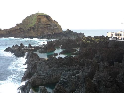 Madeira Nordwesten Baden Promenade