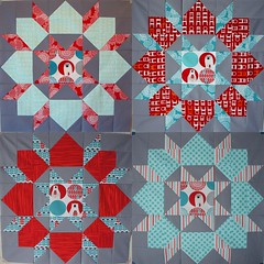 Future Swoon Quilt - Layout plan