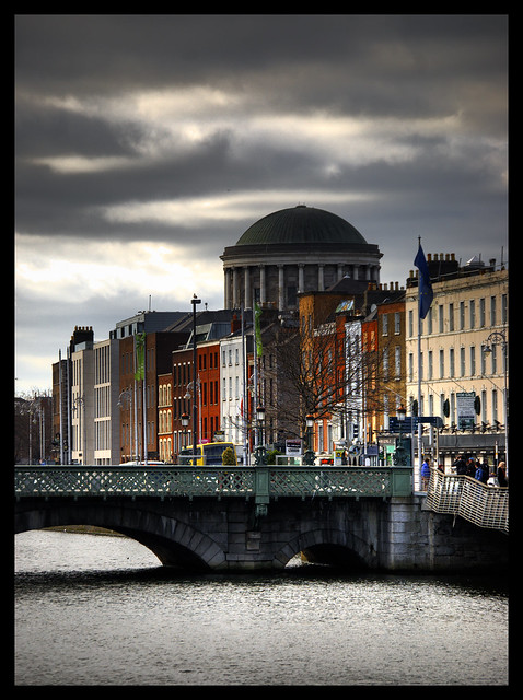 The River Liffey (HDR)