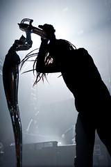 chicago, metal, nikon, tour, livemusic, noflash, korn, munky, congresstheater, jonathandavis, fieldy, d700, lostinconcert, thepathoftotality, concert