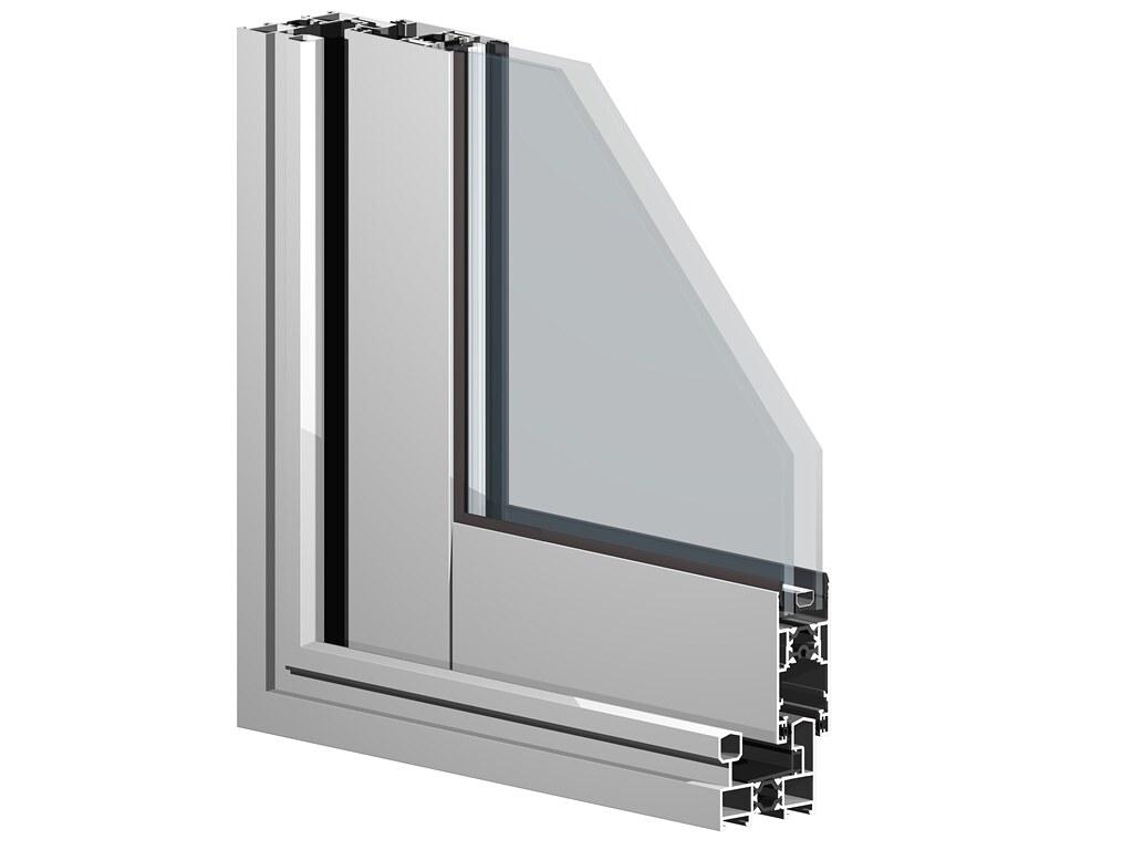 Aluminios cotarelo cat logo serie 4200 corredera con - Ventana rotura puente termico ...