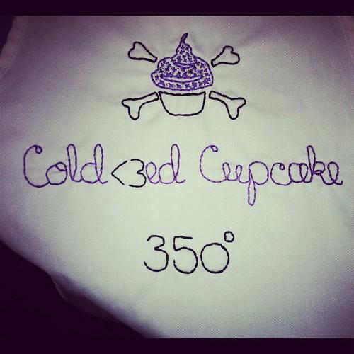 Cold <3ed Cupcake