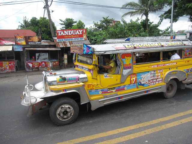 Local Transportation in the Philippines