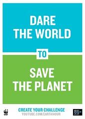 Earth Hour by: Earth Hour Global