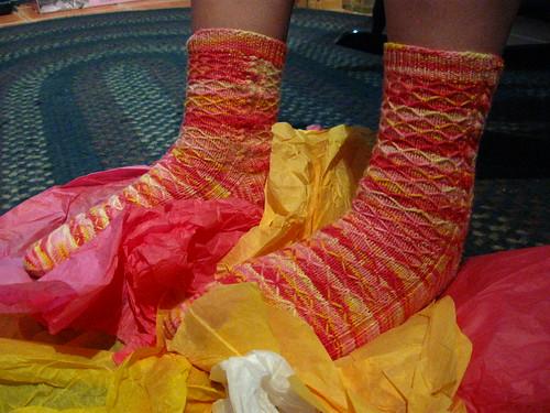 Cheerful Socks