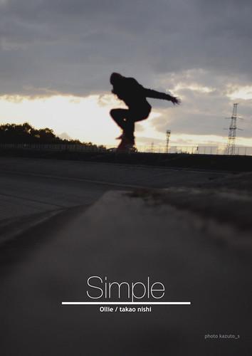 ollie / takao nishi / simple / iphone