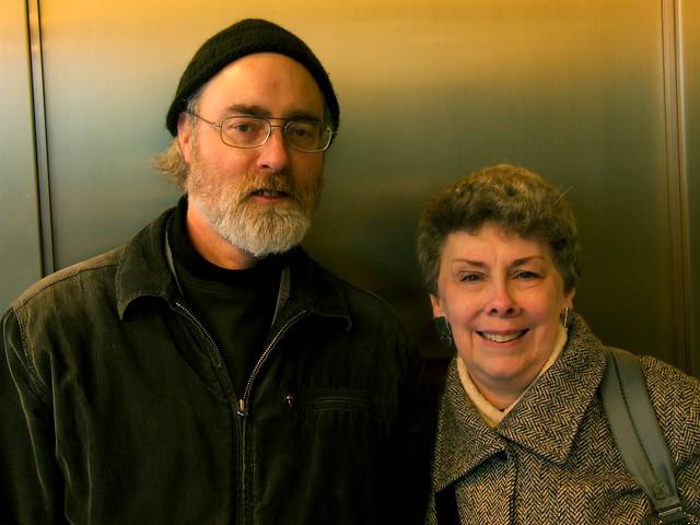 with Susan Elbe