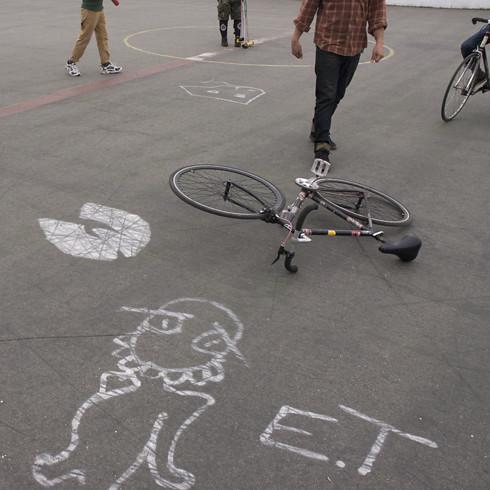 Boston Bike Polo.