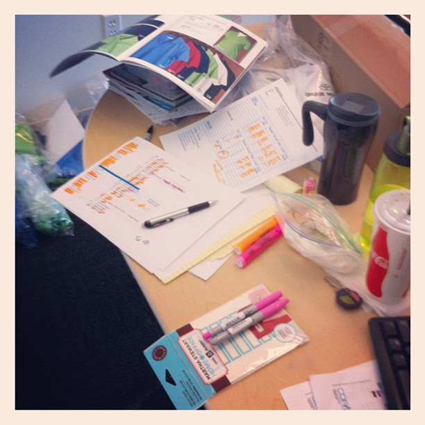 Ready to leave this mess behind! #5PM #marchphotoaday #day6 a day late