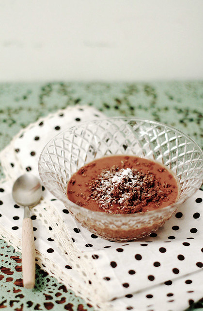 Chocolate Yogurt Dessert
