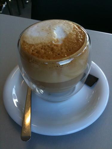 Latte ($3.20)