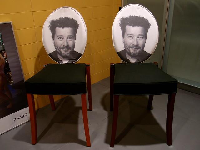 Philippe Starck Peninsula chairs