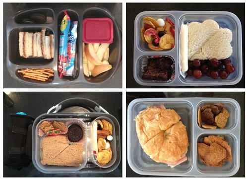 SSB's lunches, week of 3/5