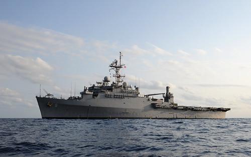 USS Denver (lpd9)