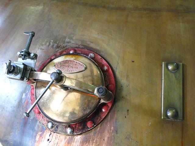 Cardhu distillery - wash still