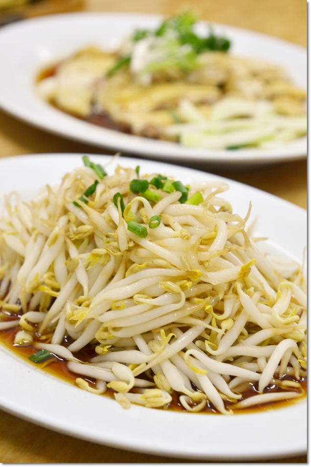 Crunchy Ipoh Bean Sprouts