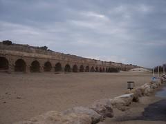Aqueduct, Caesarea