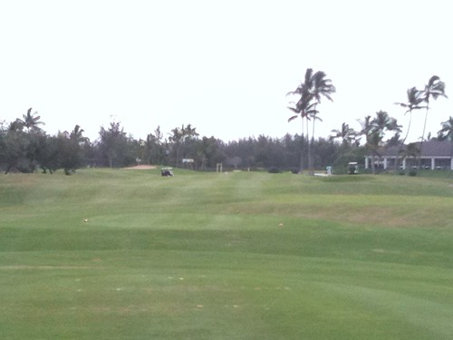 Hawaii Prince Golf Club 448