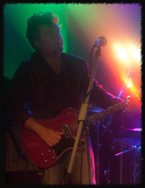 Los Deltonos, en la sala Black Bird de Santander, 16 de Marzo de 2012