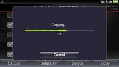 Transfer PS3 -> Vita